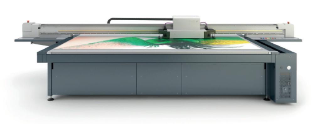 Plattendirektdruck Maschine